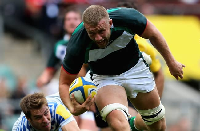 Kieran Low Rugby