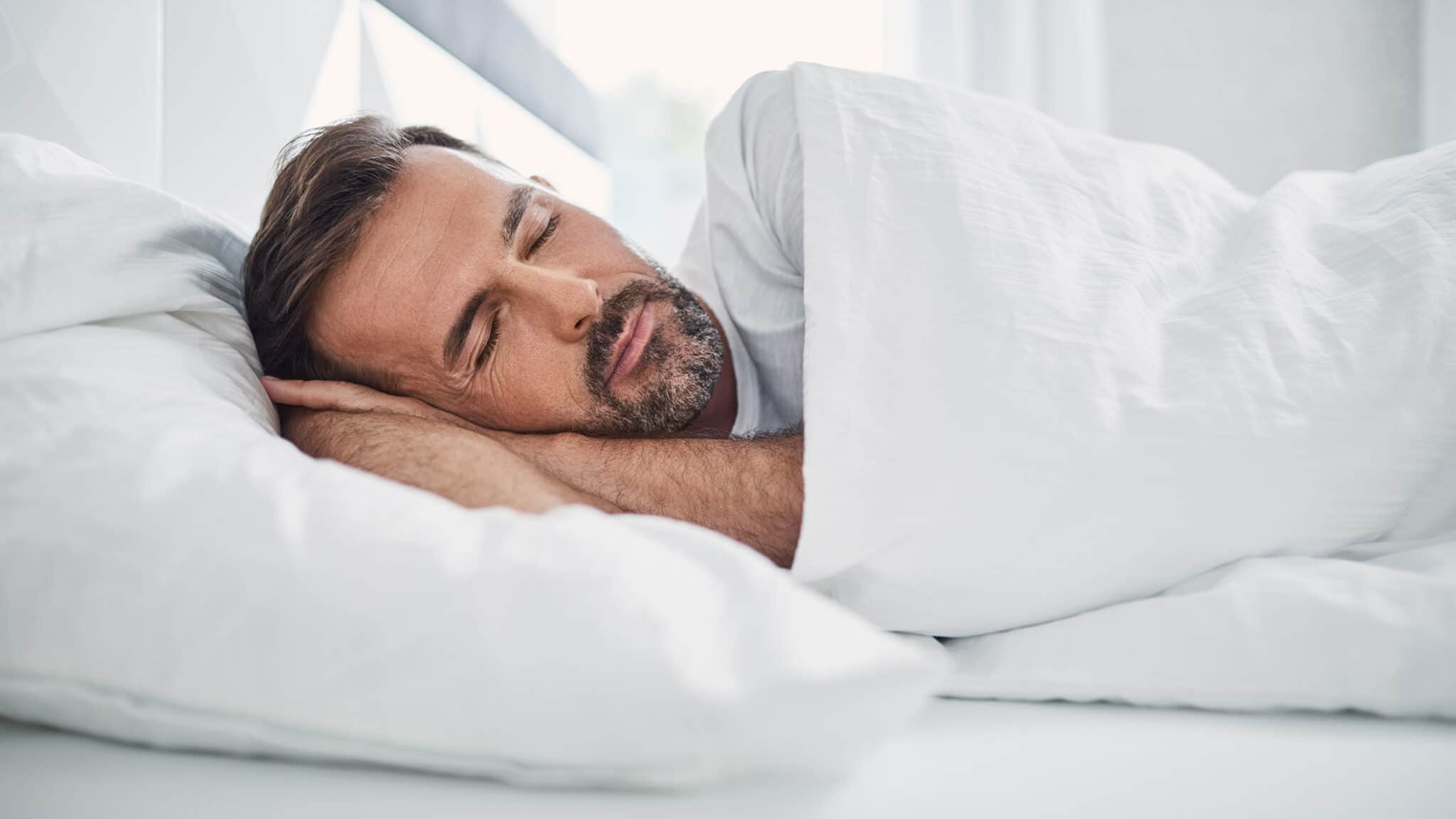 Men's Health Week: 4 ways to safeguard your health and wellbeing with sleep - Mammoth Comfort